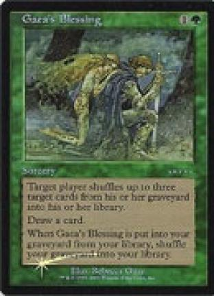 Gaea's Blessing (Arena)