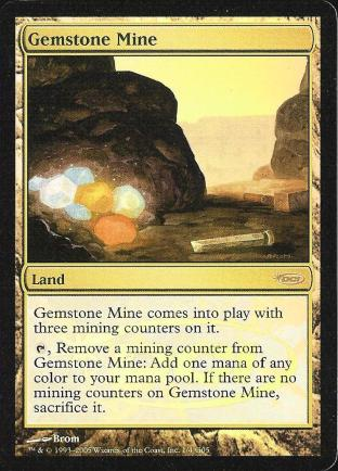 Gemstone Mine (DCI Judge)