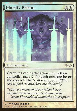 Ghostly Prison (FNM)