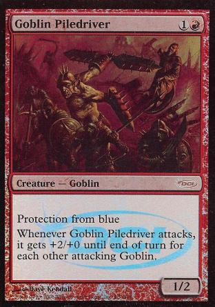 Goblin Piledriver (DCI Judge)