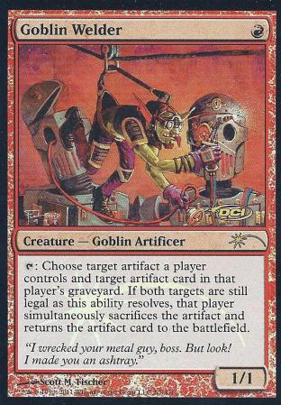 Goblin Welder (Judge Promo)
