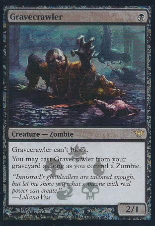 Gravecrawler (Full Box Promo)