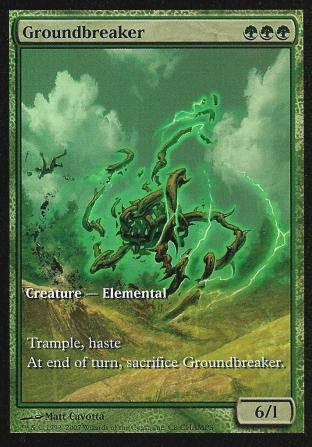 Groundbreaker (Champs Full Art)
