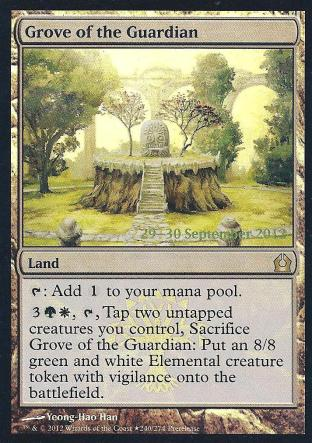 Grove of the Guardian Prerelease