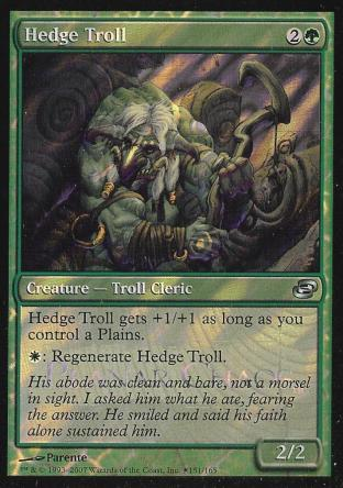 Hedge Troll (Promo)