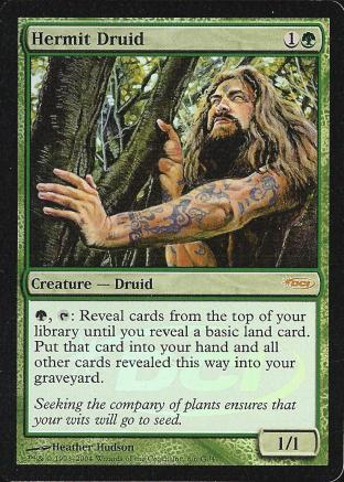 Hermit Druid (DCI Judge)