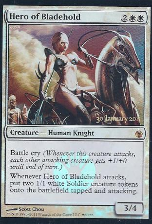 Hero of Bladehold (MB Prerelease)