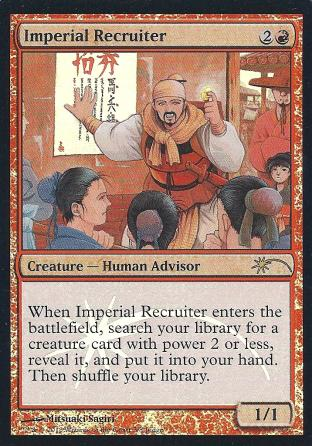 Imperial Recruiter (Judge Promo)
