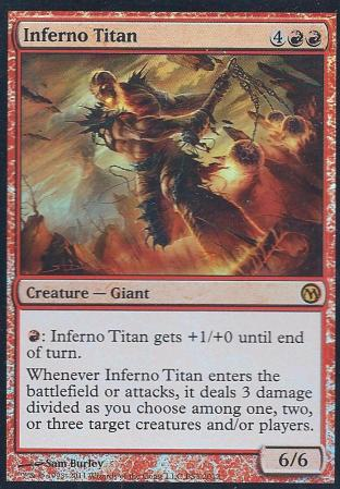 Inferno Titan (DotP 2012 - PS3)