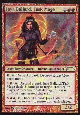 Jaya Ballard, Task Mage (Walmart Promo)