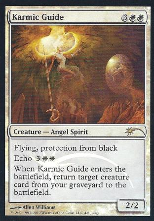 Karmic Guide (Judge Promo)