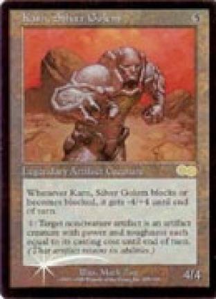 Karn, Silver Golem (US)