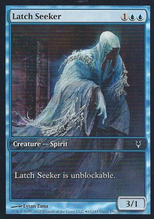Latch Seeker (Full Art)