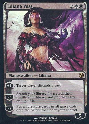 Liliana Vess (PS3 Promo)