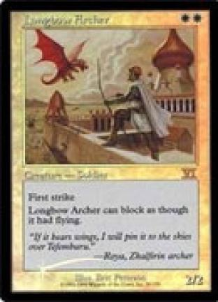 Longbow Archer (6E)