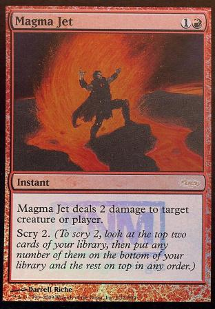 Magma Jet (FNM)