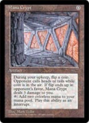 Mana Crypt (Book)