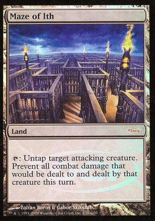 Maze of Ith (Judge Promo)