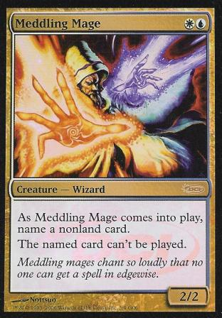 Meddling Mage (DCI Judge)