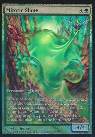 Mitotic Slime (Full Art Promo)