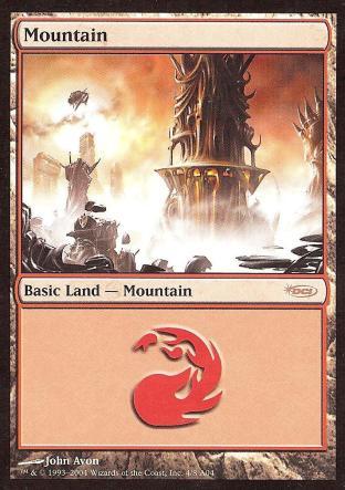Mountain (2004 Arena League Promo)