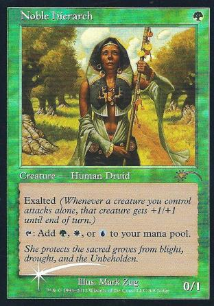 Noble Hierarch (Judge)