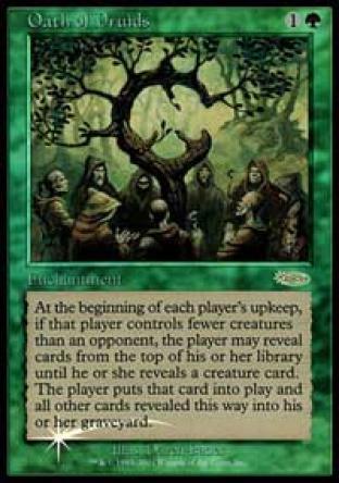 Oath of Druids (DCI)