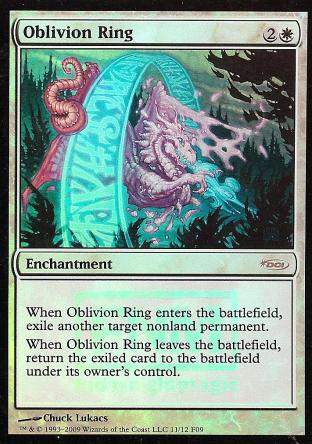 Oblivion Ring (FNM Promo)