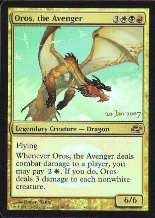 Oros, the Avenger (PC Prerelease)