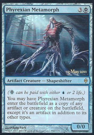 Phyrexian Metamorph (Release)