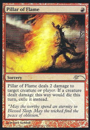Pillar of Flame (FNM)