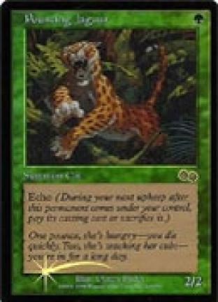 Pouncing Jaguar (US)