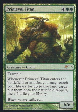 Primeval Titan (GP Promo)