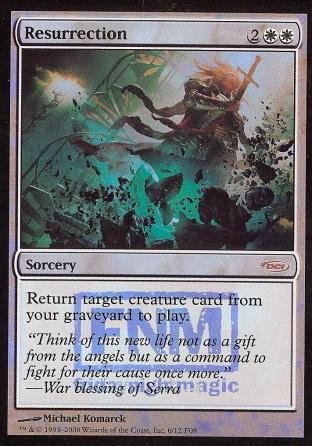 Resurrection (FNM)