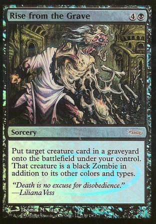 Rise from the Grave (WPN Promo Foil)