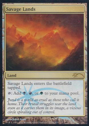 Savage Lands (FNM)