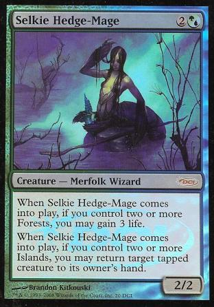 Selkie Hedge-Mage (Gateway)