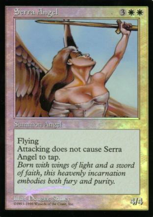Serra Angel (Beta Art)