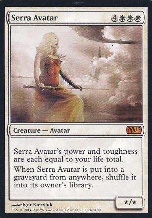 Serra Avatar (DOTP 2013 Promo)