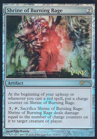 Shrine of Burning Rage (WPN)