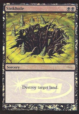 Sinkhole (Judge Promo)