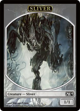Sliver Token League Promo (M14)