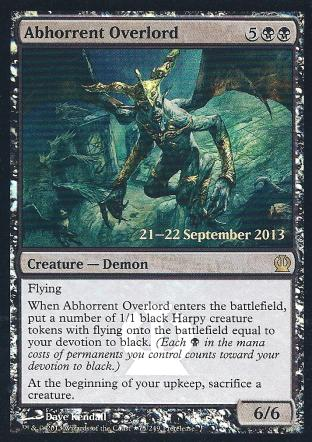 Abhorrent Overlord (Pre Release)