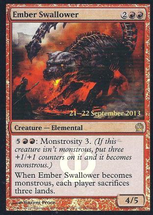 Ember Swallower (Pre Release)