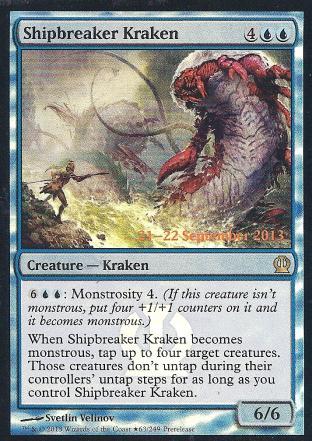 Shipbreaker Kraken (Pre Release)