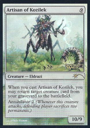 Artisan of Kozilek (FNM)
