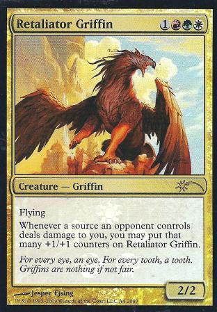 Retaliator Griffin Promo