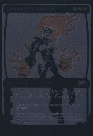 Chandra Pyromaster SDCC Comicon Promo (2013)