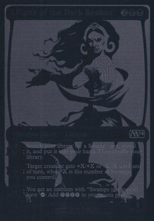 Liliana of the Dark Realms SDCC Comicon Promo