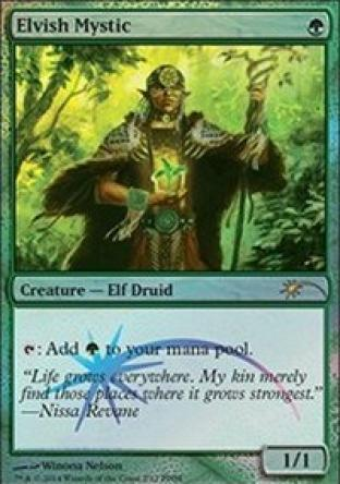 Elvish Mystic (FNM)